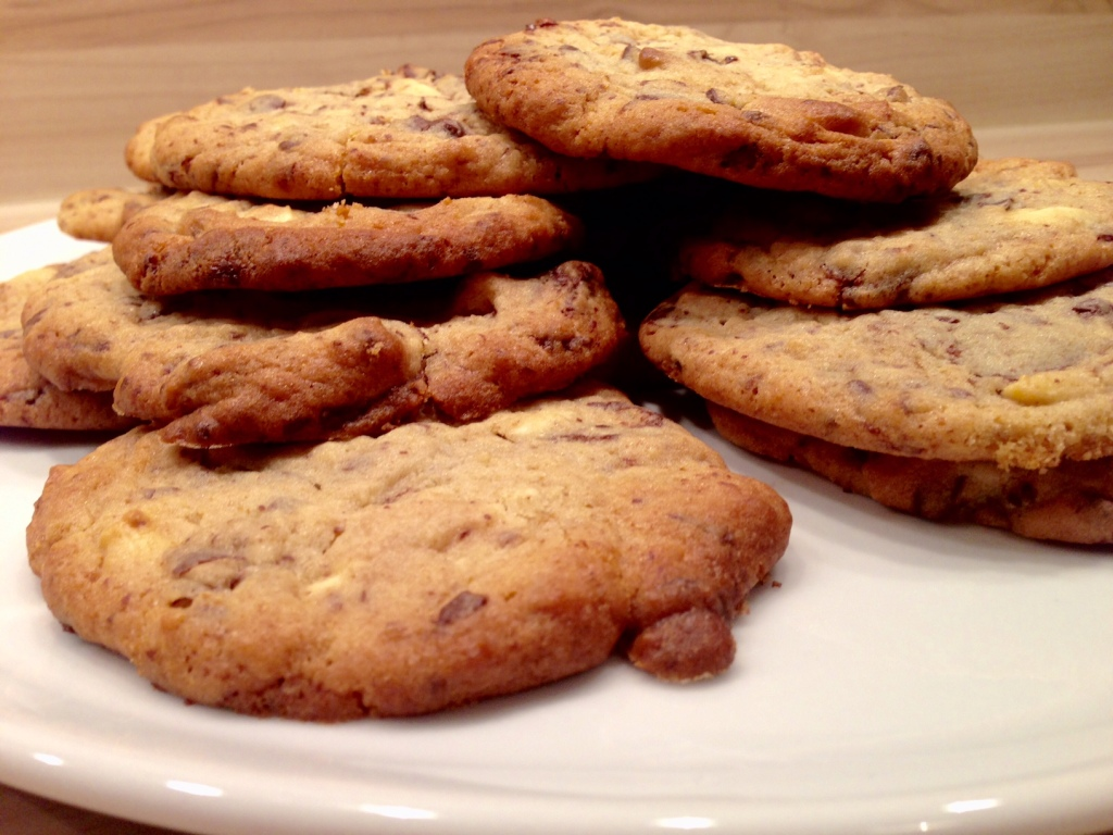 Bakeaholic Chocolate Chip Cookies