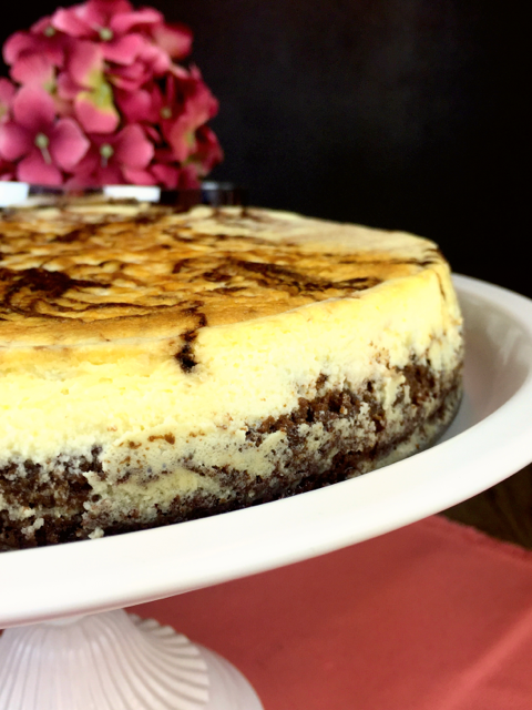 Bakeaholic_Brownie Cheesecake_Anschnitt