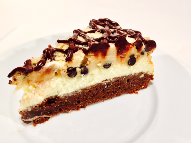 Brownie Cheesecake mit Cookie Dough_Seite